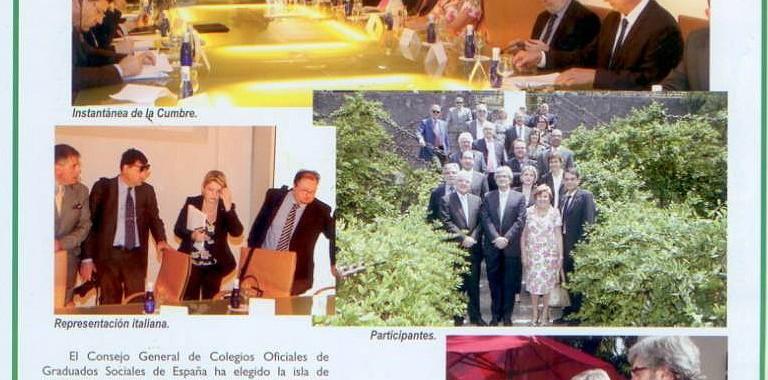 Cumbre hispano-italiana en Lanzarote